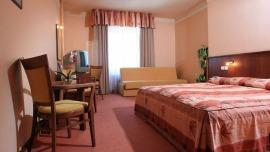 Atlantic Hotel Praha - Двухместный номер
