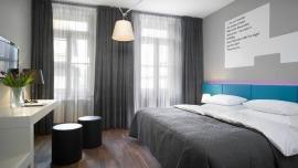 MOODs Boutique Hotel Praha - Двухместный номер Deluxe