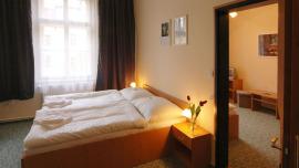 Hotel Brixen Praha - Двухместный номер (одноместное размещение), Двухместный номер