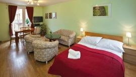 Capital Apartments Wenceslas Square Praha - Two-Bedroom Apartment (5 people)