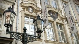 Hotel Czarny Orzeł Praha
