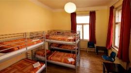 Hostel Chili Praha - 6 bedded room (wihout bathroom), 8 bedded room (wihout bathroom), 10 bedded room (wihout bathroom)