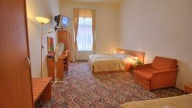 HOTEL CITY  Praha