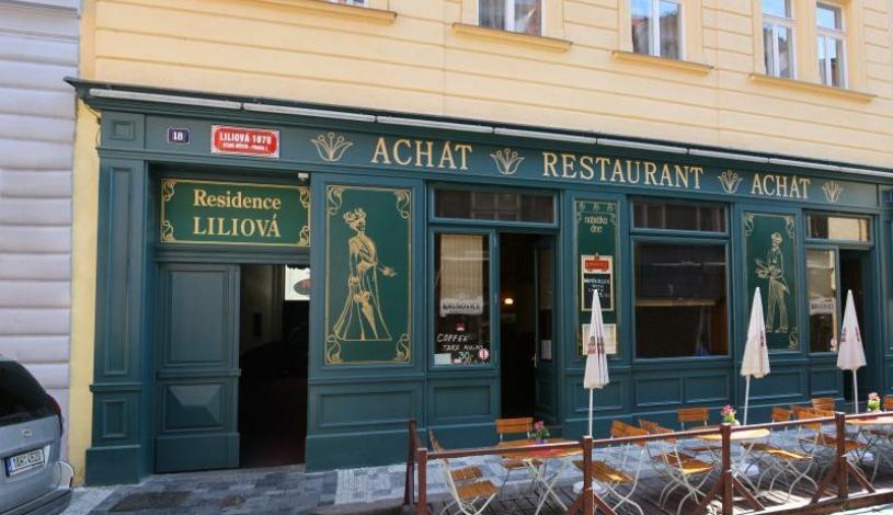 Residence Liliova Praha