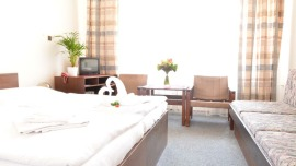 Hotel Ostaš Praha - Трехместный номер