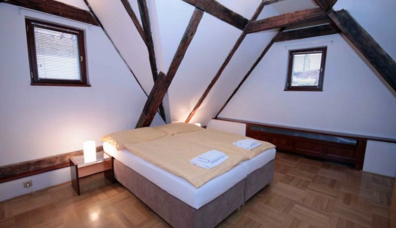 Apartments Old Town Praha - Two-Bedroom Apartment