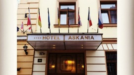 HOTEL ASKANIA Praha - Single room, Twin Room, Junior Suite, 1-bedroom apartment