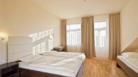 Hotel Trevi Praha - Трехместный номер